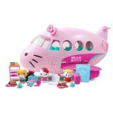 Hello Kitty Jet Plane Airlines Playset by Hello Kitty