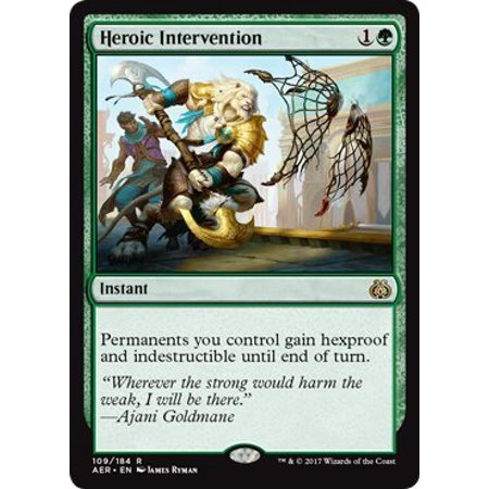 Terraria Magic Items (Magic: the Gathering - Aether Revolt - Heroic Intervention PRE-ORDER Ships On January 20, 2017, This item will be ship on January 20, 2017 By Toys and)
