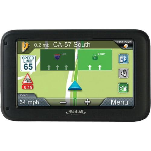 "Magellan Roadmate 2255T-LMB 4.3"" Portable GPS"