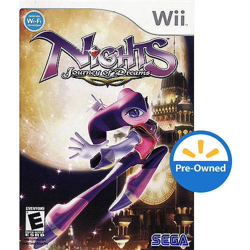 Nights  (Wii) - Pre-Owned