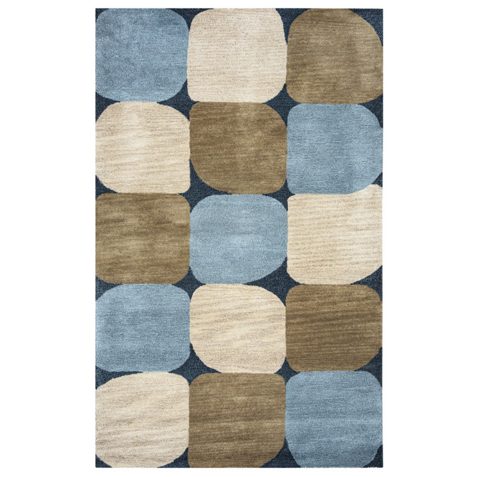 Rizzy Home Colours CL1675 Rug - (8 Foot x 10 Foot)