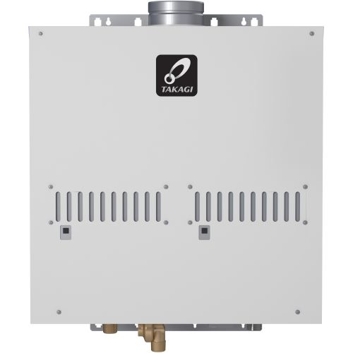 Takagi T-M50-NG Commercial Natural Gas or Liquid Propane Indoor Tankless Water
