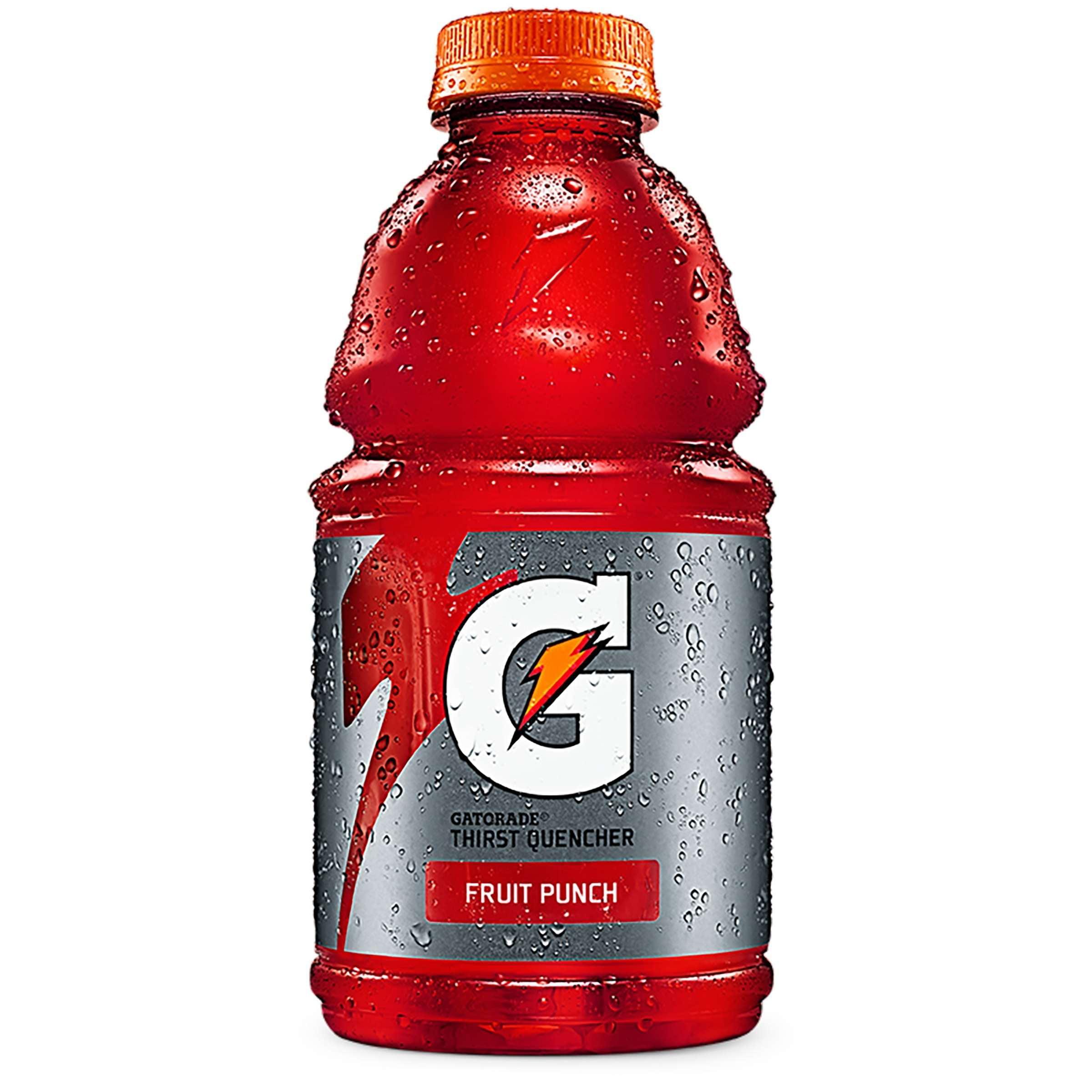 Gatorade Thirst Quencher Sports Drink, Fruit Punch, 32 Fl Oz