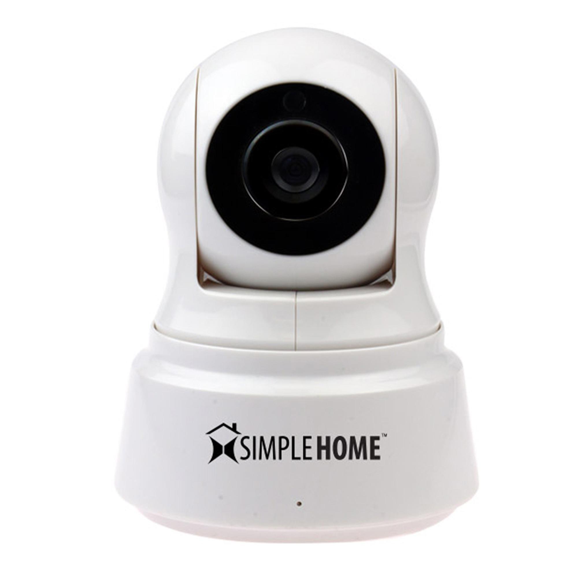 Supplier Generic Simplehome Smart Pan & Tilt Wi - fi Security Camera