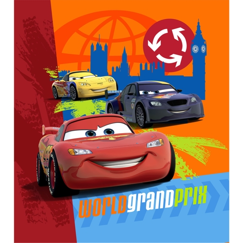 Disney Cars 2 Party Notepad Party Favors