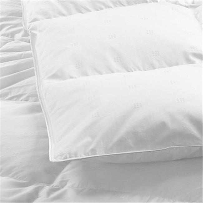 Highland Feather B12-512-T20 Mostar Hungarian White Goose Down 750 Loft Duvet, Twin