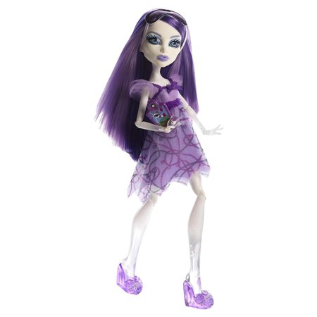 Dead Tired Spectra Vondergeist Doll, Get together for a sleepover and some scary fun ghoul time By Monster High](Monster High Clearance)