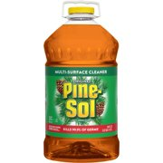 Pine-Sol All Purpose Multi-Surface Disinfectant Cleaner, Original Pine, 144 Ounces