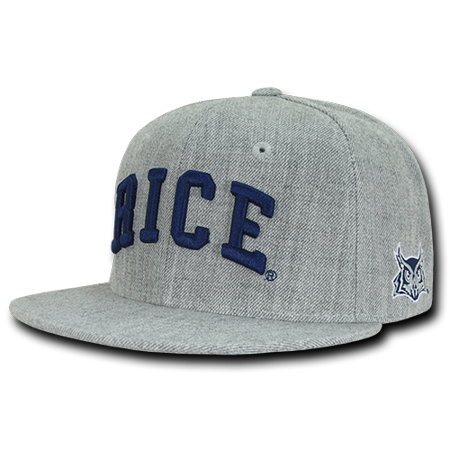 NCAA Rice Owls University 6 Panel Game Day Snapback Caps Hats