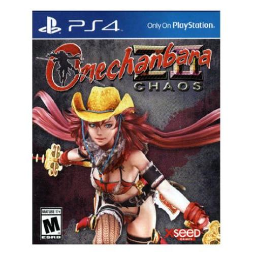 Onechanbara Z2:chaos (Crave Entertainment)