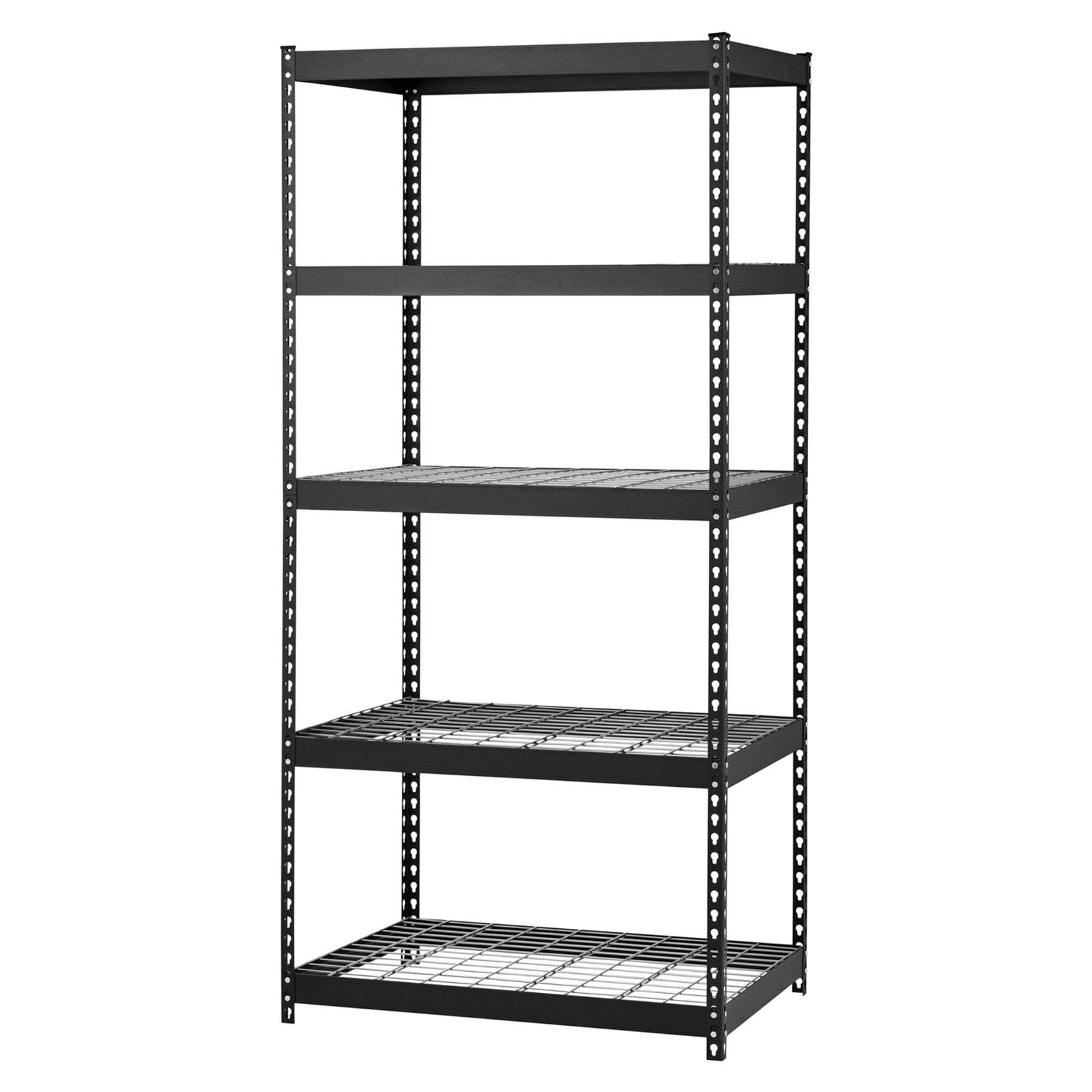 Muscle Rack 5-Tier Steel Storage Rack