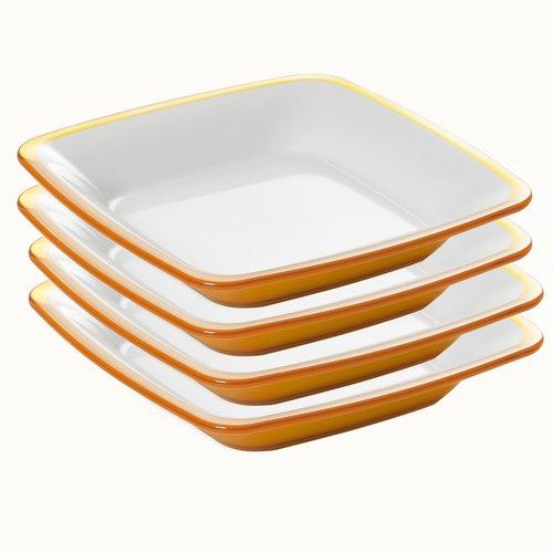 Lorren Home Trends Omada Melamine Soup Bowl (Set of 4)