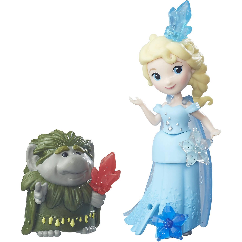 Disney Frozen Little Kingdom Elsa and Grand Pabbie by Hasbro