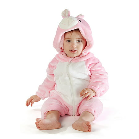 M&M SCRUBS - FREE SHIPPING Pink Rabbit Infant Costumes Baby Costumes - Baby Rabbit Costume