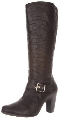 Mariana by GOLC Women's Trix Knee-High Boot,Black,41 EU 11 M US by Mariana by GOLC