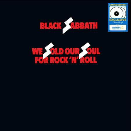 Black Sabbath - We Sold Our Soul For Rock N Roll (Translucent Green) (Walmart Exclusive) - Vinyl