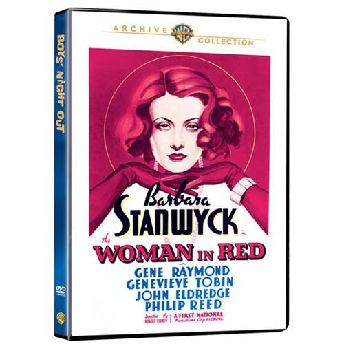 Woman In Red, The (1935) DVD Movie 1935