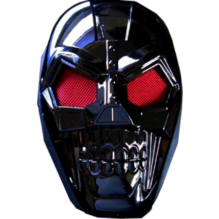 Halloween Adult Robot Skeleton Mask - Robot Mask