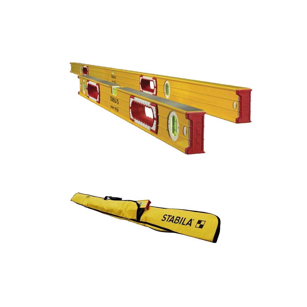 Stabila 37532 Heavy Duty 78-Inch 32-Inch Construction Level Set & Carrying Case by Stabila, Inc.
