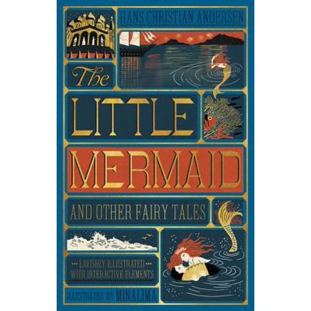 Little Mermaid and Other Fairy Tales, the (Illustrated with Interactive Elements](Villain In The Little Mermaid)