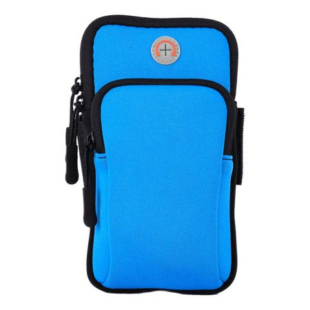 285582eb4b8b Sport Armband Running Jogging Gym Holder Arm Band Bag Case Pouch For Cell  Phone iPhone Samsung LG Sony (up to 6