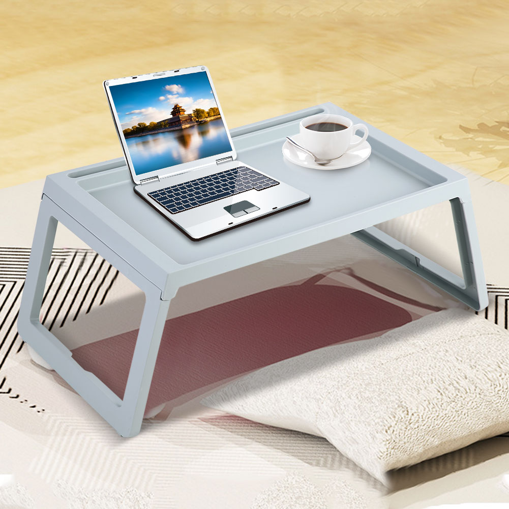 Laptop Table Lap Stand Laptop Stand Work Table breakfast tray Computer desk Sand