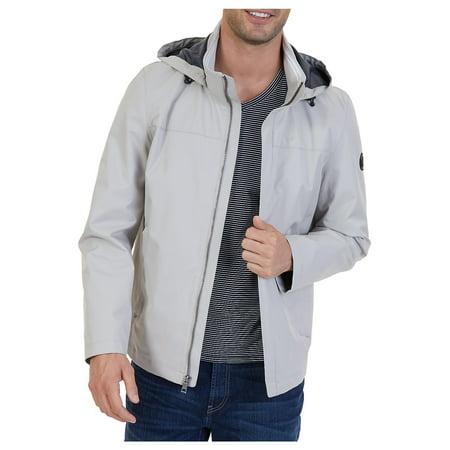 Water Repellent Hooded Jacket - Marc New York Hooded Coat