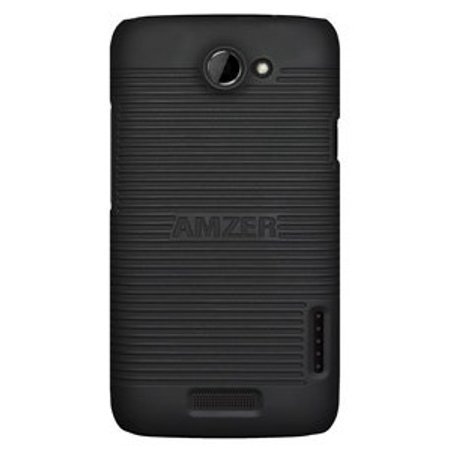 the best attitude 3f7ae 93bb4 Premium Snap On Hard Shell Case for HTC One X plus LTE, HTC One X plus, HTC  One X - Black