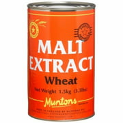 Muntons Malt Extract, Liquid, Unhopped Wheat, 3.3-Pound Cans (Pack of 2)