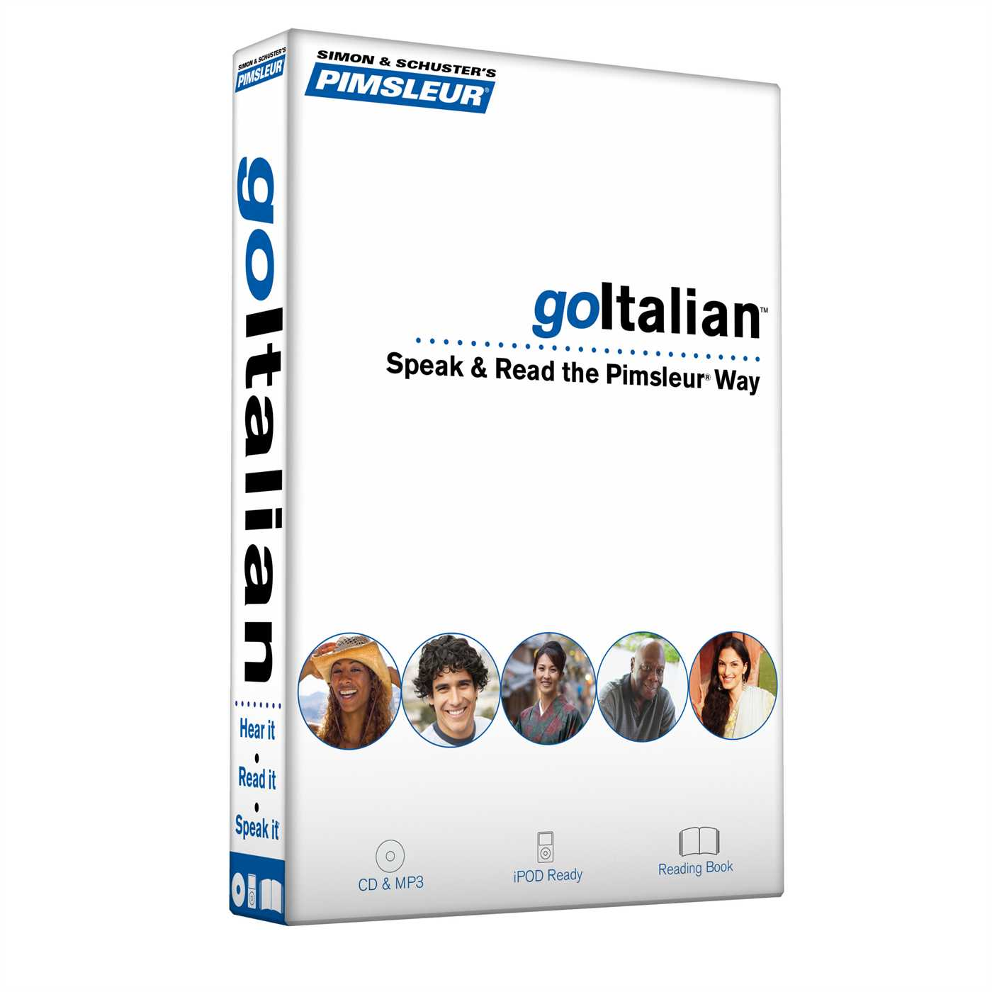 Pimsleur Goitalian Course - Level 1 Lessons 1-8 CD : Learn to Speak, Read, and Understand Italian with Pimsleur Language Programs