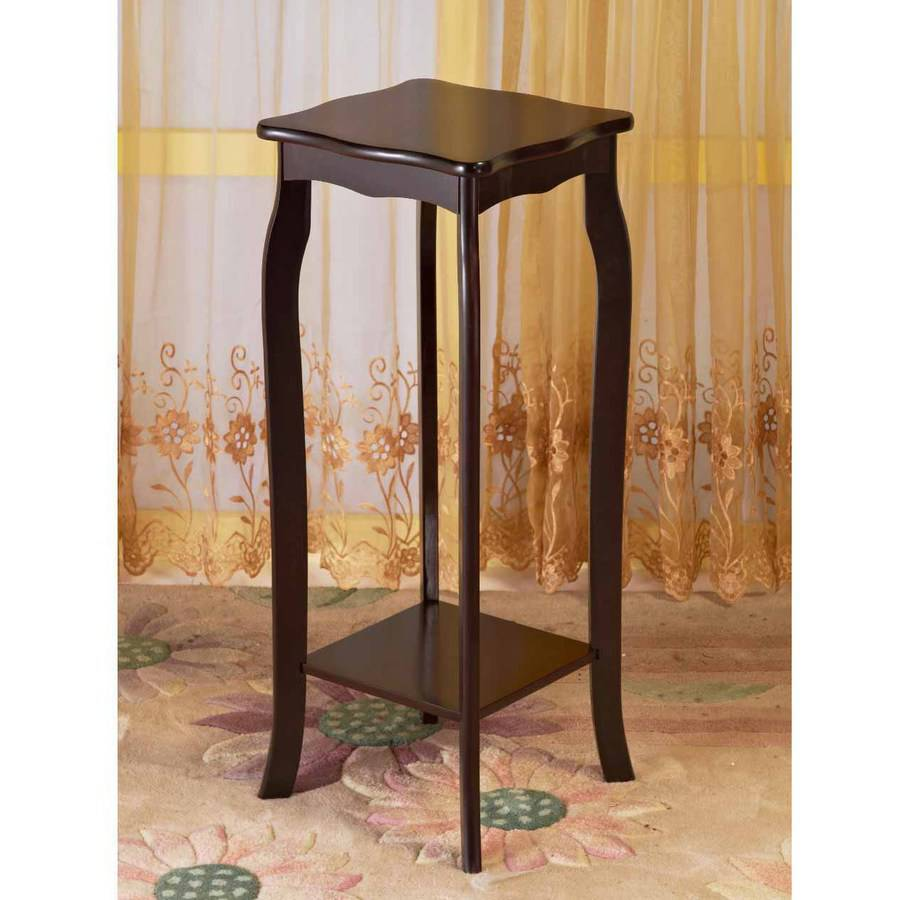 Home Craft Plant Stand, Espresso