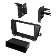Car Kit Installation For Stereo Mounting Dash Install Kit For 2010-15 Prius