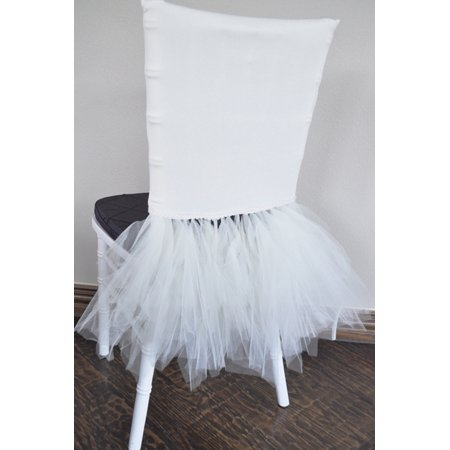 Astounding Wedding Linens Inc Spandex Ballerina Chiavari Chair Covers For Wedding Decoration Party Banquet Events Ivory 2 Pcs Machost Co Dining Chair Design Ideas Machostcouk