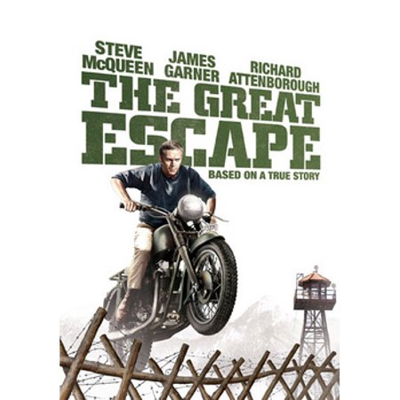 The Great Escape (DVD) - Escape Halloween Eve 2017