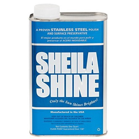 12 pack: Sheila Shine Stainless Steel Cleaner and (Best Product To Clean Stainless Steel)