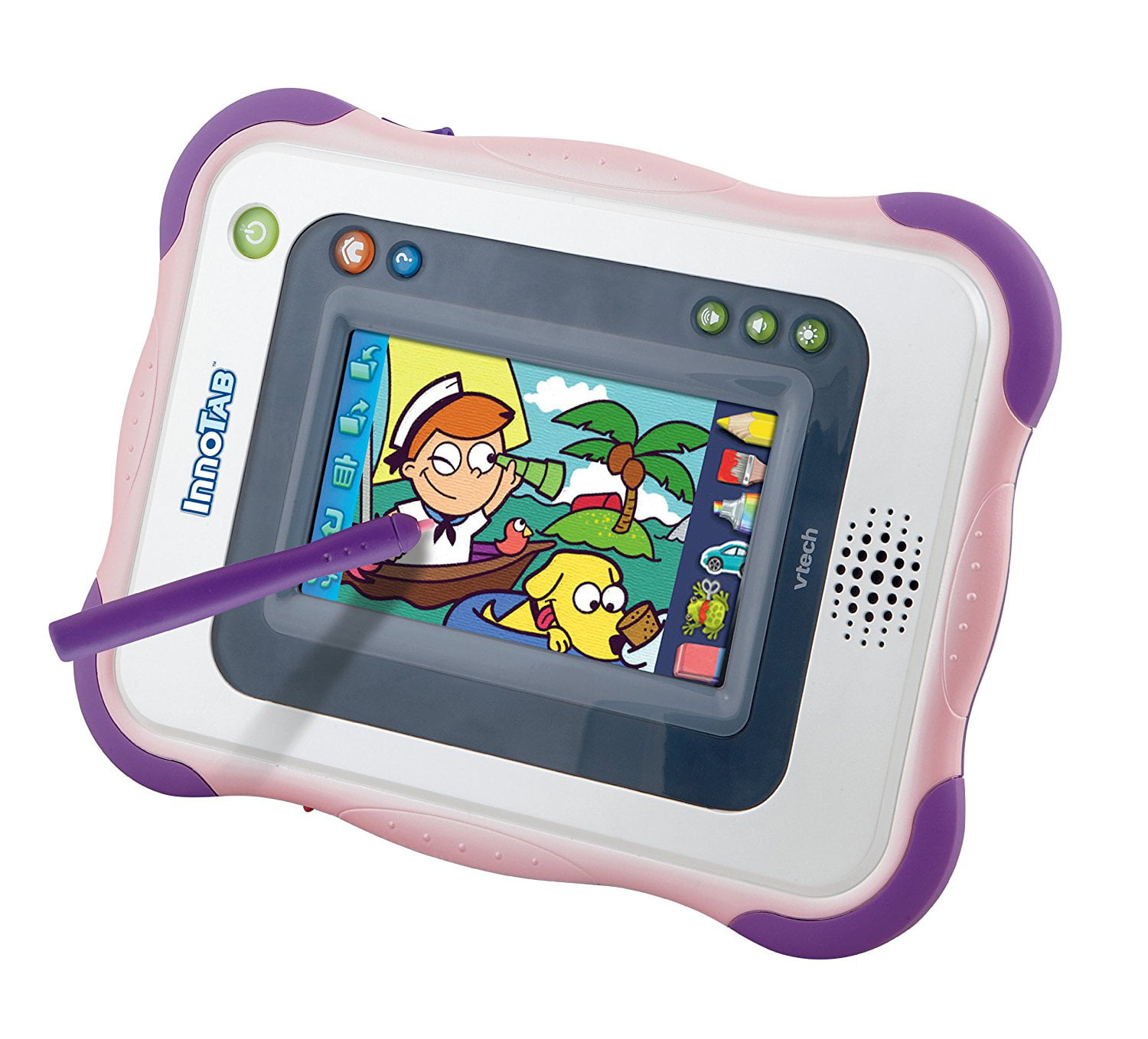 VTech InnoTab 1 Kids Tablet, Pink by