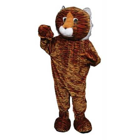 Costumes For All Occasions UP354 Tiger Mascot Adult One Size - Adult Mascot Costume