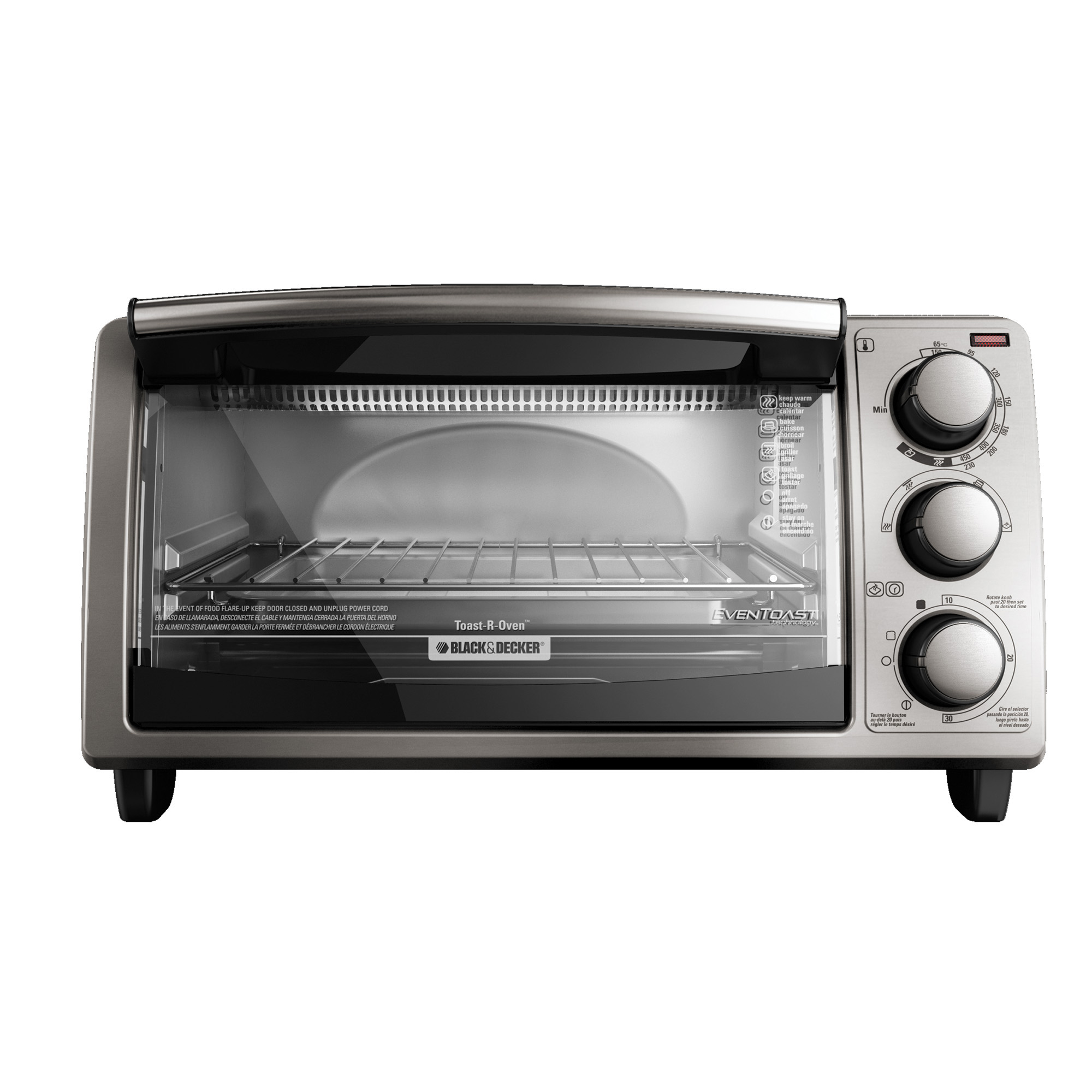 slice natural about oven black convection itm top details decker toaster with
