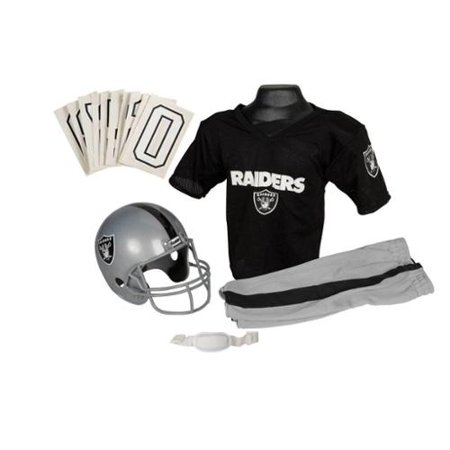 Hot Franklin Sports NFL Oakland Raiders Youth Uniform Set