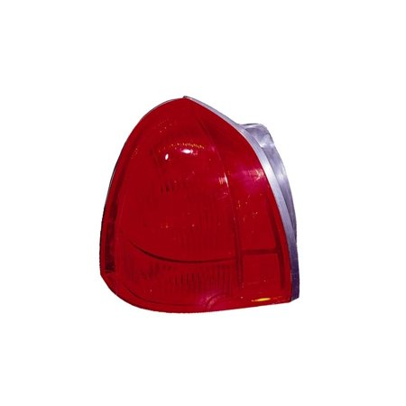 Replacement Driver And Passenger Side Tail Light For 03 07 Lincoln