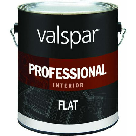 Valspar Professional Latex Flat Interior Wall Paint