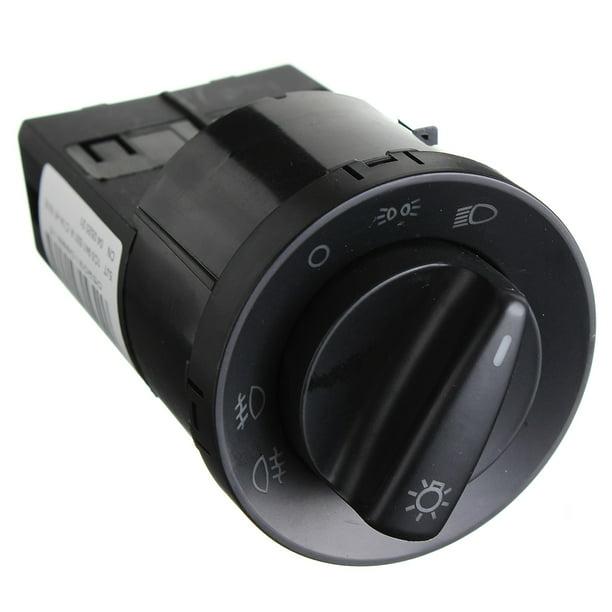 Car Headlamp Fog Light Switch Control for VW Lupo Sharan New Beetle Passat