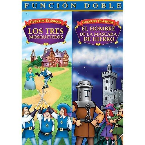 Los Tres Moqueteros / El Hombre De La Mascara De Hierro (The Three Musketeers / The Man In The Iron Mask) (Spanish) (Full Frame)