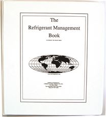 Refrigerant Management Book Epa