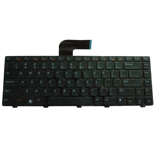 Keyboard for Dell Inspiron 3520 5520 7520 N4110 N411Z M5040 M5050 N5040 N5050 Vostro V131 2420 2520 3550 3560 XPS L502X Laptops - Replaces X38K3 T5M02 65JY3