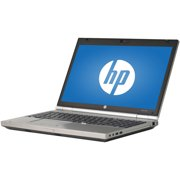 "Refurbished HP 15.6"" EliteBook 8570P Laptop PC with Intel Core i7-3720QM Processor, 8GB Memory, 750GB Hard Drive and Windows 10 Pro"