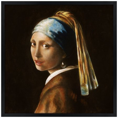 River Park Square Halloween (River Parks Studio Girl with Pearl Earring 26