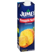 Jumex® Pineapple Nectar from Concentrate 33.8 fl. oz. Aseptic Carton