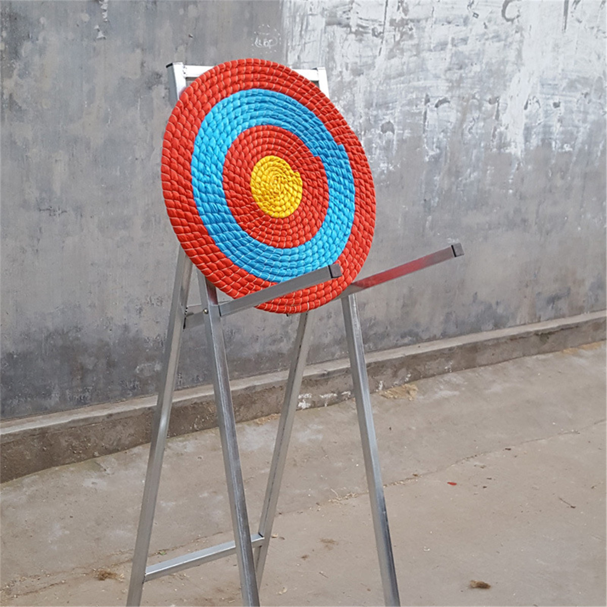 Outdoor Sports Archery Straw Arrow Target Bow Shooting Home Decor Single Layer