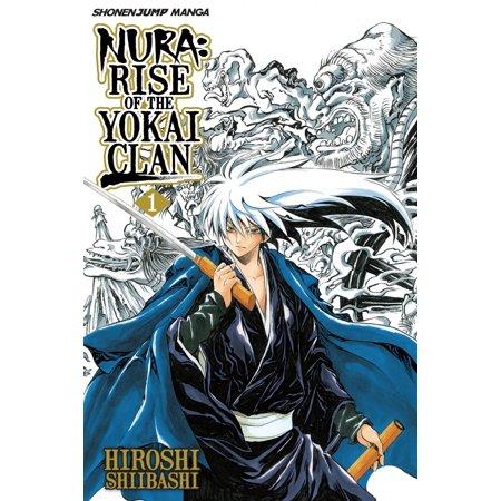 Nura: Rise of the Yokai Clan, Vol. 1 - eBook (Nura Rise Of The Yokai Clan Hagoromo Gitsune)